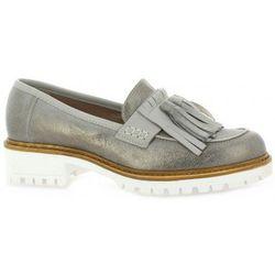 Chaussures Mocassins cuir laminé - Donna Più - Modalova