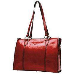 Cabas Sac Shopping En Cuir De Vachette Collet K 82132 - Katana - Modalova