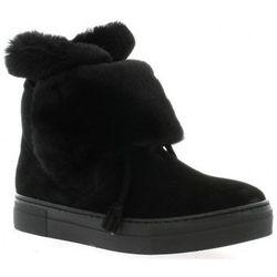Bottes neige Boots cuir velours - Exit - Modalova