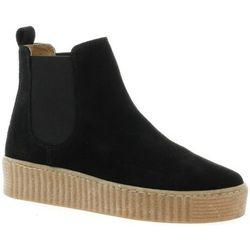 Boots Exit Boots cuir velours - Exit - Modalova