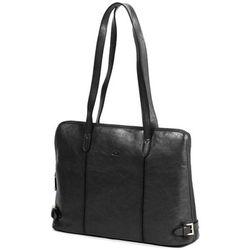Cabas Sac Shopping En Cuir De Vachette K 82574 - Katana - Modalova