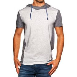 T-shirt T-shirt Geka Gris - Japan Rags - Modalova