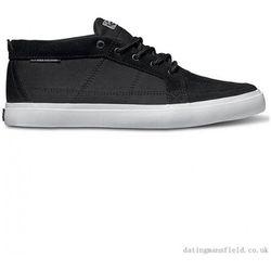 Chaussures RIVIERA black black suede - DVS - Modalova