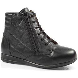 Chaussures BOTTES DIABETIQUES DOUBLE BALANCES ZIPPER W - Calzamedi - Modalova