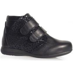 Chaussures BOTTES DOUBLE PEAU IMPRIMÉ W - Calzamedi - Modalova