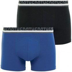 Boxers Lot de 2 Boxers Coton BIO Noir Indigo - Athena - Modalova