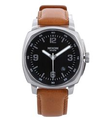 Montre Cuir Charger Leather