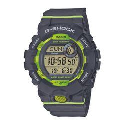 Montre Casio G-SHOCK - Montre Chronographe Grise et Verte - GBD-800-8ER - Modalova