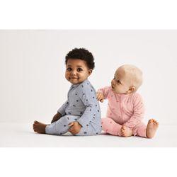 Pyjama zippé bouclette - Dim Baby - Modalova