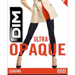 Legging opaque velouté 80D Madame so Daily - DIM - Modalova