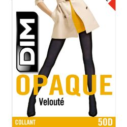 Collant opaque velouté Style 50D - DIM - Modalova