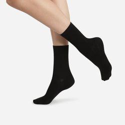 Lot de 2 paires de chaussettes Pur Coton - DIM - Modalova