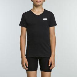 Tee-shirt pour garçon 100% coton Basic Sport - DIM - Modalova