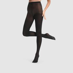Collant noir Body Touch Opaque 40D - DIM - Modalova