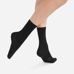 Lot de 2 paires de chaussettes en coton modal - DIM - Modalova