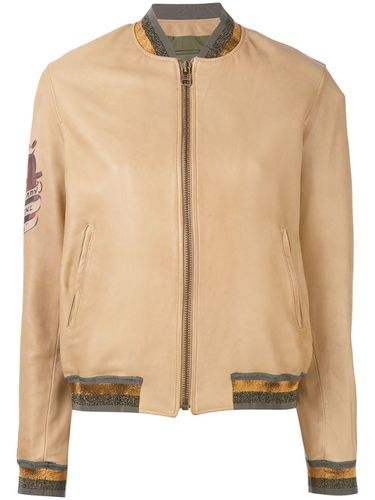 Veste bomber zippée - Mr & Mrs Italy - Shopsquare