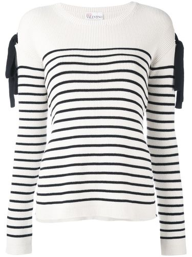 Pull rayé - Red Valentino - Shopsquare