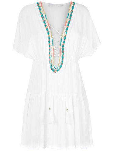 Brigitte beach dress - Blanc - Brigitte - Modalova