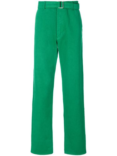 Ami Paris jean large fit - Vert - Ami Paris - Modalova
