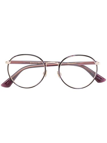 Dior Eyewear Essence glasses - Rose - Dior Eyewear - modalova