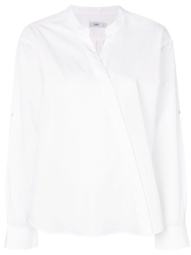 Asymmetric front shirt - Closed - Shopsquare