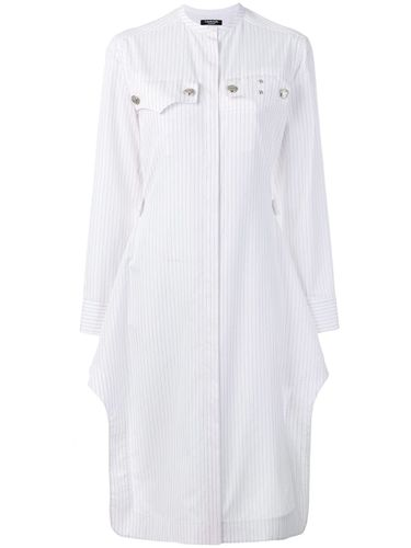 Robe-chemise rayée - Calvin Klein 205W39nyc - Shopsquare