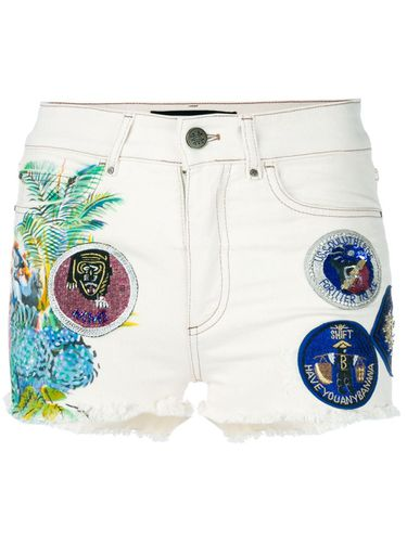 Mini-short en jean - Mr & Mrs Italy - Shopsquare