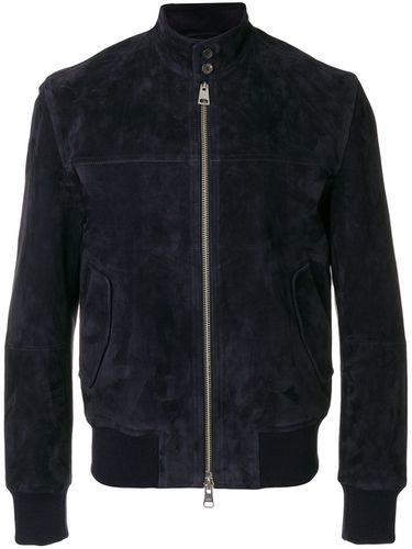 Blouson zippé col harrington - Ami Paris - Modalova