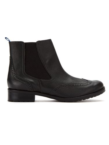 Leather chelsea boots - Blue Bird Shoes - Modalova
