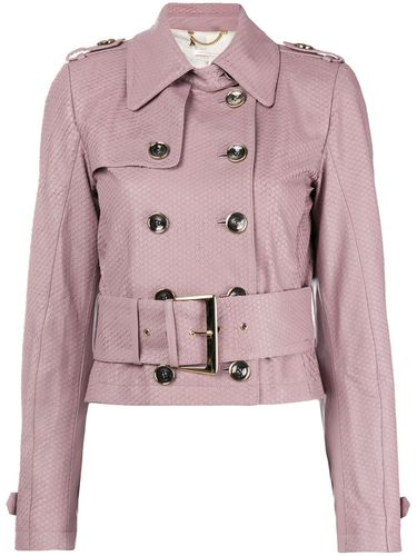 Double-breasted trench jacket - Patrizia Pepe - Shopsquare
