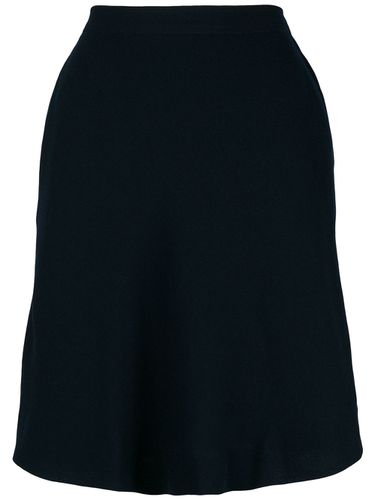 Asymmetric straight skirt - Yves Saint Laurent Pre-Owned - Modalova