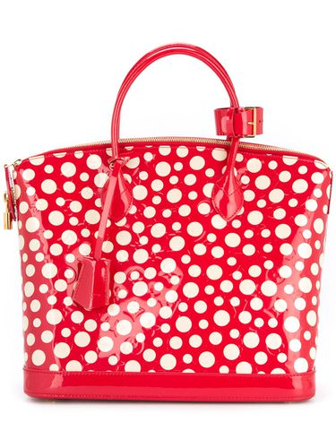 Pre-owned Vernis Lockit tote - Louis Vuitton - Modalova
