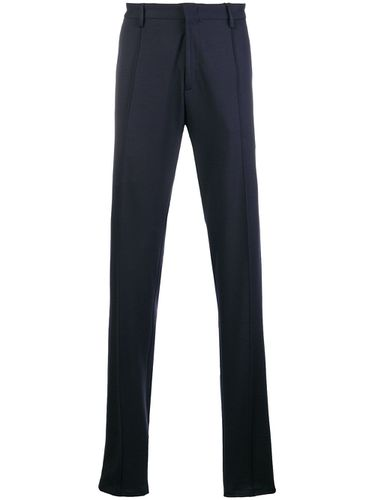 Jersey tailored trousers - Armani Jeans - Modalova