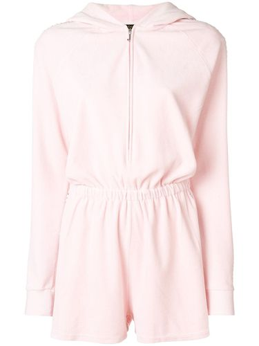 Swarovski embellished velour romper - Juicy Couture - Shopsquare