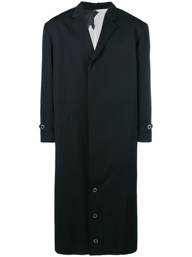 Oversized long coat - Jean Paul Gaultier Pre-Owned - Shopsquare
