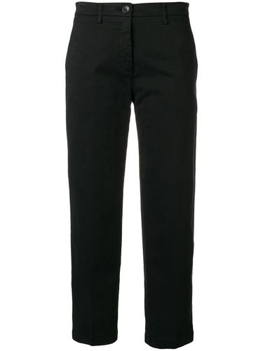 Chino gabardina trousers - Department 5 - Modalova