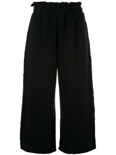 Baggy knitted trousers - Comme Des Garçons Pre-Owned - Shopsquare