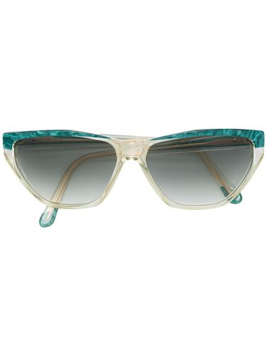 S geometric sunglasses - Yves Saint Laurent Pre-Owned - Modalova