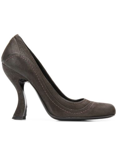 S sculpted pumps - Prada Pre-Owned - Shopsquare