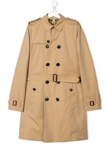 Trench boutonné - Burberry Kids - Shopsquare