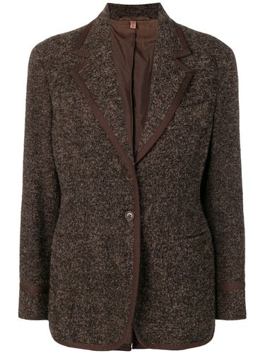 Veste en tweed - Romeo Gigli Pre-Owned - Modalova
