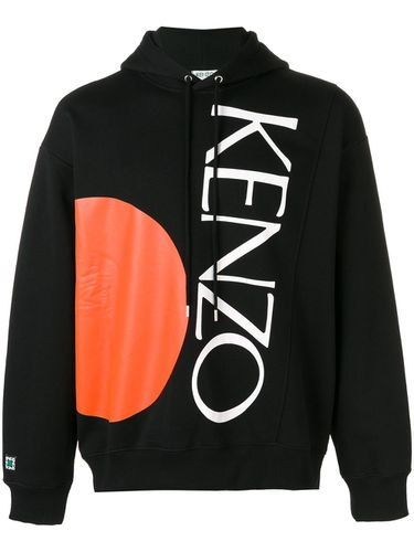Sweat à capuche colour block - Kenzo - Shopsquare