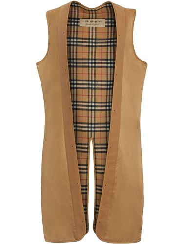 Gilet amovible Long Westminster Fit Heritage Warmer - Burberry - Modalova