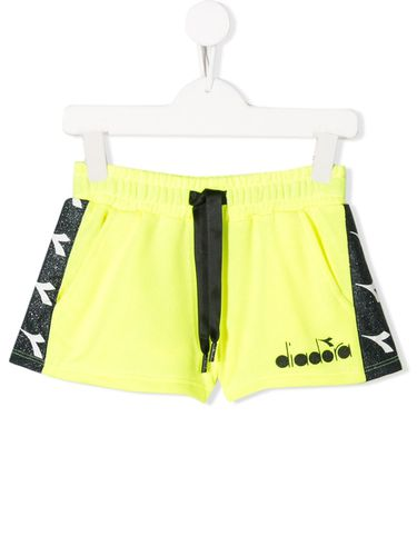 Short de jogging à logo - Diadora Junior - Shopsquare