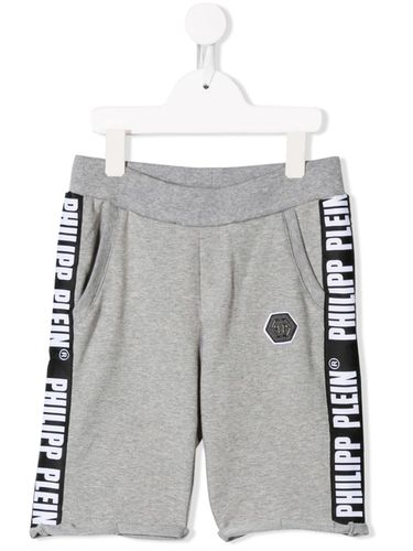 Short de jogging Statement - Philipp Plein Junior - Shopsquare