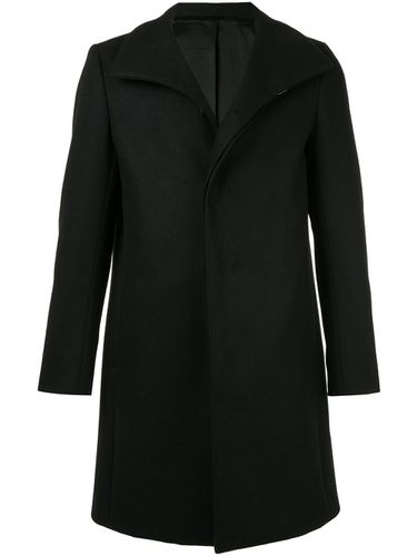 Manteau à col oversize - Attachment - Modalova