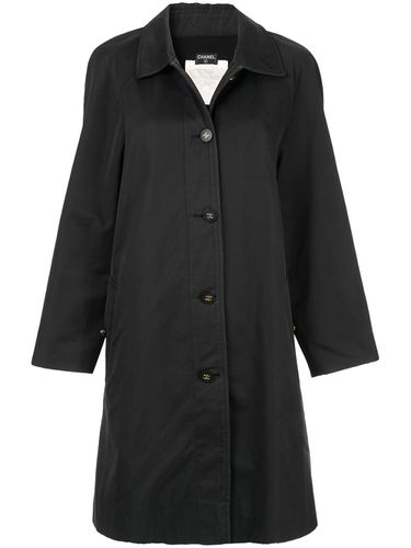 Manteau court - Chanel Pre-Owned - Modalova