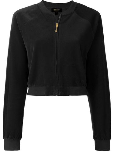 Veste crop zippée - Juicy Couture - Modalova