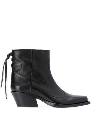 Bottines d'inspiration western - Htc Los Angeles - Shopsquare
