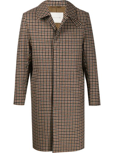 Manteau à carreaux - Mackintosh - Shopsquare